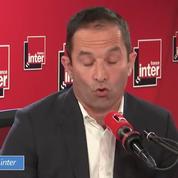 Benoit Hamon: «Je ne crois pas qu'on écologisera la droite»