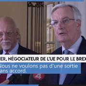 Brexit : «La réponse appartient à Londres» (Michel Barnier)