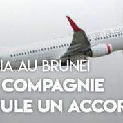 Virgin Australia annule un accord avec Royal Brunei à cause de la charia