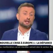 Non Stop People - Morandini Live : Europe 1 au plus bas, Camille Combal à la rescousse ? (vidéo)