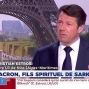 Sarkozy est «la référence pour porter le flambeau du gaullisme», estime Christian Estrosi