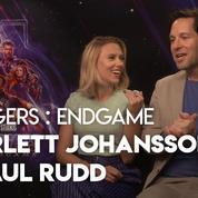 «Rejoindre les Avengers, c'est un peu comme intégrer The Who ou Pink Floyd» (Paul Rudd)