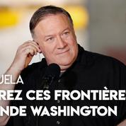 «Ouvrez ces frontières» : Washington demande le passage de l'aide au Venezuela
