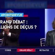 Grand débat : 66 millions de déçus ?