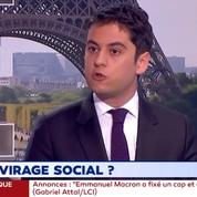 Suppression de fonctionnaires : Macron «n'est pas fétichiste du chiffre de 120 000» (Attal)