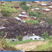 Une avalanche d'ordures fait au moins quatre morts au Mozambique