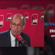 Conférence de presse de Macron : «Il y a une sorte de panique à bord», estime Éric Woerth