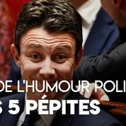 Qui remportera le prix de l'humour politique ?