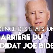Joe Biden : retour sur une carrière politique de plus de 40 ans