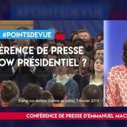 Macron : conférence de presse ou show présidentiel ?