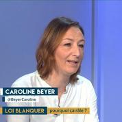 Les détracteurs de la loi Blanquer : l'analyse de Caroline Beyer