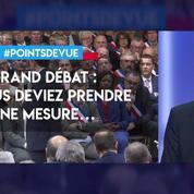 Quelle mesure prendre après le Grand débat ?