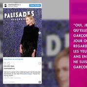 Non Stop People - Charlize Theron maman : l'actrice révèle que son fils s'identifie comme une fille