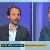 L'exécutif divisé, l'analyse de François-Xavier Bourmaud