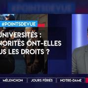 Universités : les minorités ont-elles tous les droits ?