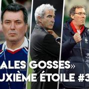 Un siècle d'équipe de France #3 : de «sales gosses» à deuxième étoile