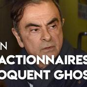 Carlos Ghosn révoqué par les actionnaires de Nissan