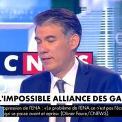 Alliance des gauches : Faure pose deux conditions à Mélenchon, «l'Europe et l'abandon du populisme»