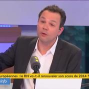 Européennes: Gilbert Collard «pourrait» être sur la liste du RN