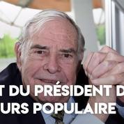 Le président du Secours populaire, Julien Lauprêtre est mort à 93 ans