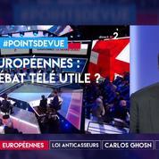 Européennes : un débat télévisé utile ?
