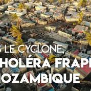 A Beira, au Mozambique, la lutte contre le choléra s'intensifie