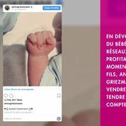 Non Stop People - Antoine Griezmann papa pour la deuxième fois : son adorable cliché avec son fils dévoilé