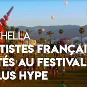 Coachella, le festival le plus en vue du monde, a invité 9 artistes français