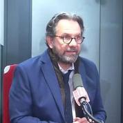 De par ses financements, «le RN est le parti de l'étranger», estime Frédéric Levebvre
