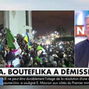 «Le devenir de l'Algérie nous importe beaucoup» (Gérard Larcher)