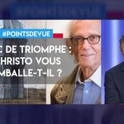 Arc de Triomphe : Christo vous emballe-t-il ?