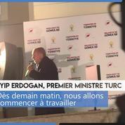 Turquie : l'AKP va analyser «ses faiblesses», au lendemain d'un camouflet aux municipales