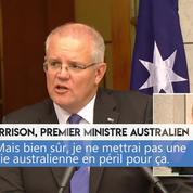 L'Australie se dit prête à accueillir les orphelins de Daesh