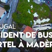 Portugal : un accident de bus mortel sur l'île de Madère