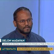 Attentats : pourquoi le Sri Lanka ? L'analyse de Delon Madavan