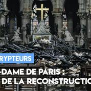 Le défi de la reconstruction, expliqué par Frédéric Létoffé