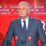 Michel Barnier candidat à la présidence de la Commission européenne ? «Je ne suis pas candidat aujourd'hui» répond-t-il