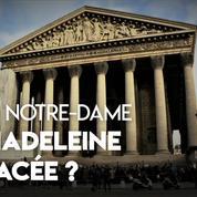 Après Notre-Dame, l'église de la Madeleine menacée ?