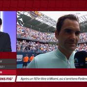 Après un 101e titre, jusqu'où ira Federer ?
