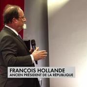 François Hollande : «Il faut mettre de la perspective»