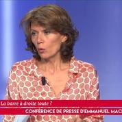 Macron met-il la barre à droite toute ?