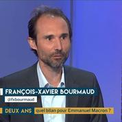 Deux ans de Macron : un anniversaire célébré ? Le décryptage de François-Xavier Bourmaud