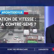 Limitation de vitesse : Paris à contre-sens ?