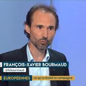 Européennes : LREM, une campagne ratée ? Les réponses de François-Xavier Bourmaud