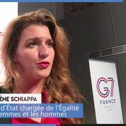 Marlène Schiappa s'engage à faire de l'égalité femmes-hommes «une cause mondiale»