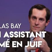 Antisémitisme : une photo de l'assistant parlementaire de Nicolas Bay fait polémique