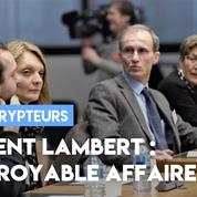 Vincent Lambert : l'incroyable affaire