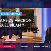 Macron : quel est votre bilan ?