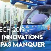 Cinq innovations à ne pas manquer au Salon VivaTech 2019