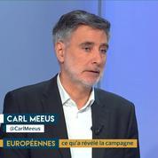 Européennes : LR, un pari réussi ? L'analyse de Carl Meeus